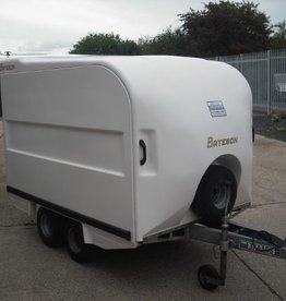 Batesons Used Bateson 120V Box Van  1705