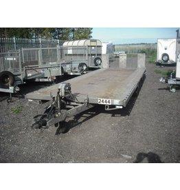 Batesons Used Bateson PT76 Hydraulic Tiltbed Trailer 6.25m x 2.3m