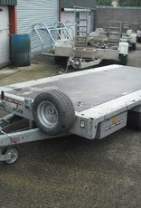 Used Brian James Cargo Compact Trailer 3.4m x  1.73m 3000kg GVW