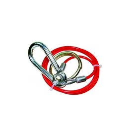 Maypole Maypole Trailer Breakaway Cable 1m x 3mm  Clevis
