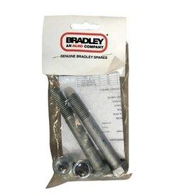 Bradley Bradley Coupling Head Bolt Kit for HU12