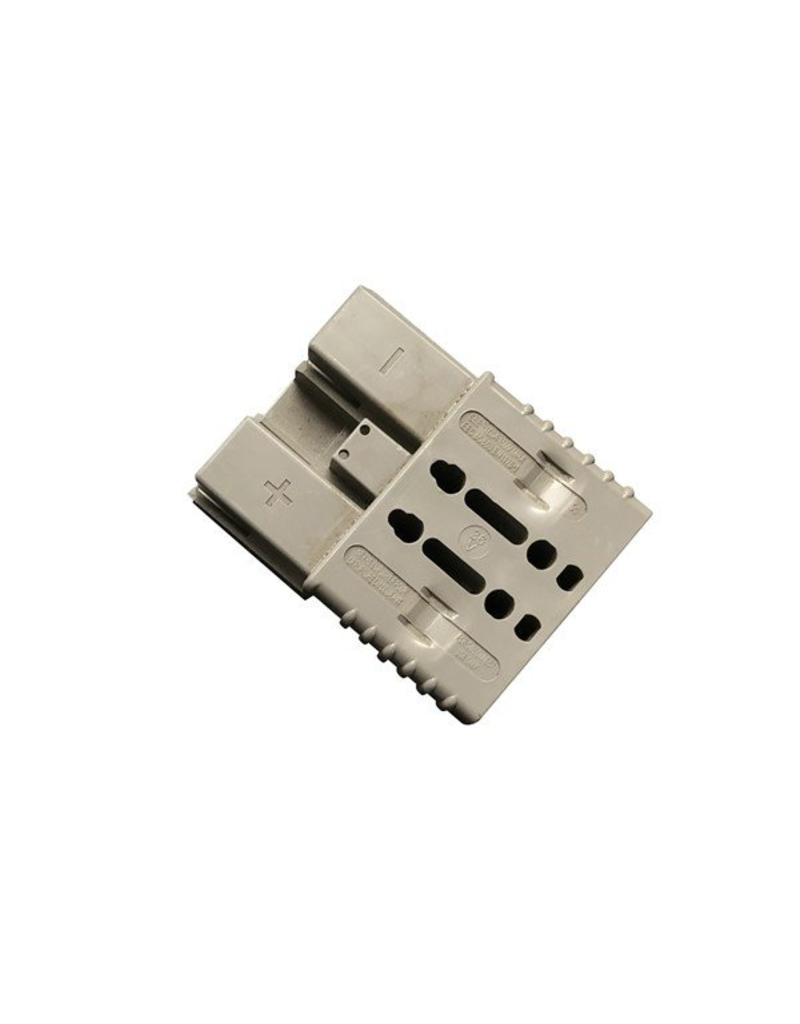 Anderson SBE160 Grey 2 Pin Connector 35mm SQ Cable | Fieldfare Trailer Centre