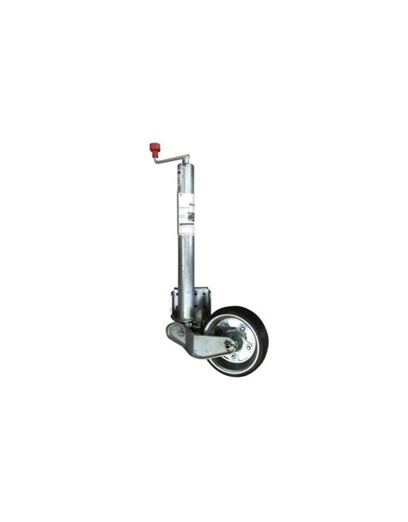 Alko Self Retracting Jockey Wheel for A4 Transporter | Fieldfare Trailer Centre
