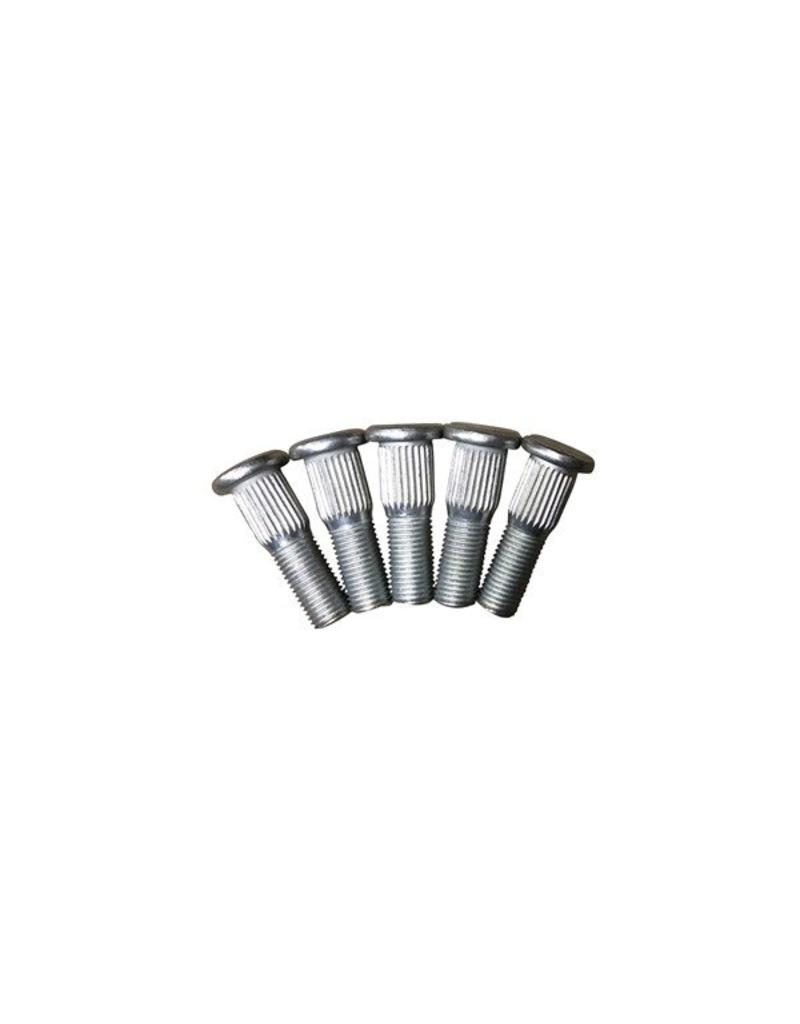 Indespension Indespension 5/8 UNF Wheel Studs - Pack of 5 | Fieldfare Trailer Centre