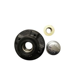 Knott Unbraked hub with sealed bearing, 100mm PCD