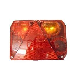 Batesons Radex 6400 Rear Lamp Right Hand Trailer Light