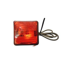 12V REAR FOG LAMP - TRUCKLITE 311/01/00