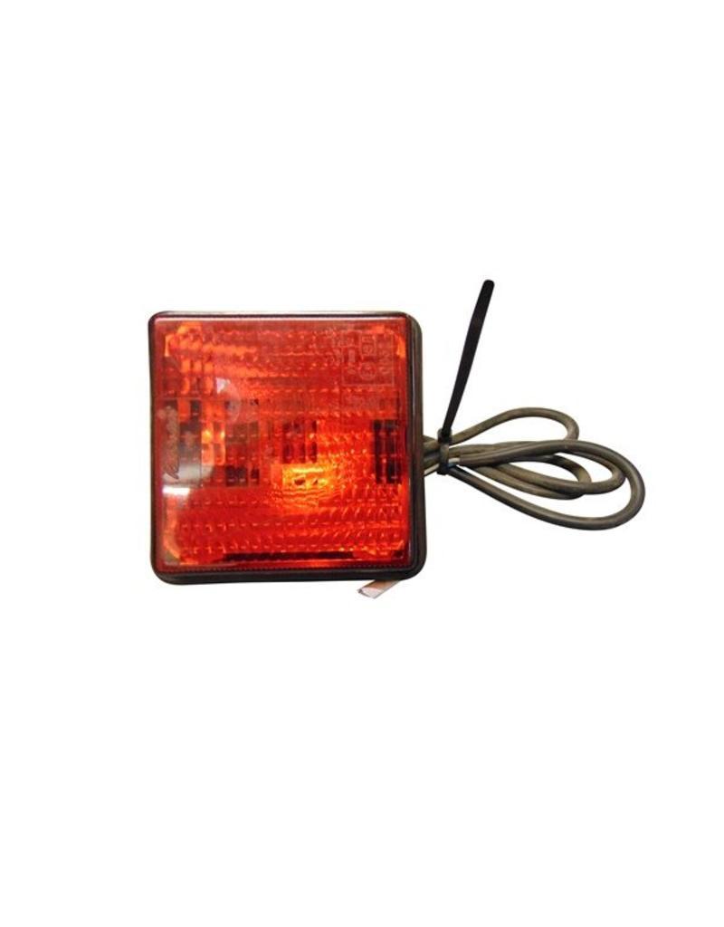 12V REAR FOG LAMP - TRUCKLITE 311/01/00 | Fieldfare Trailer Centre