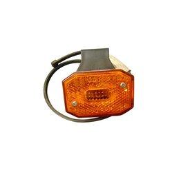 Amber LED Side Marker Lamp AND Bracket