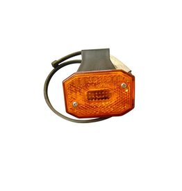 Aspock Amber LED Side Marker Lamp AND Bracket