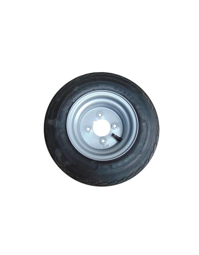 16.5 x 6.50 x 8 Wheel and Tyre 4 inch pcd | Fieldfare Trailer Centre