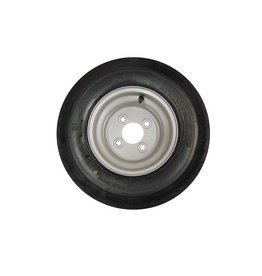 WSL 16.5 x 6.50 x 8 Wheel AND Tyre 100mm pcd