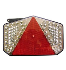 Radex Radex 7601 Rear Lamp Left Hand