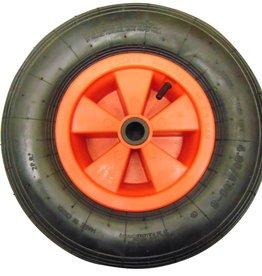 Line 1 Plastic Centre Pneumatic Wheel Barrow Wheel