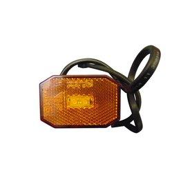 Aspock LED Amber Side Marker Lamp
