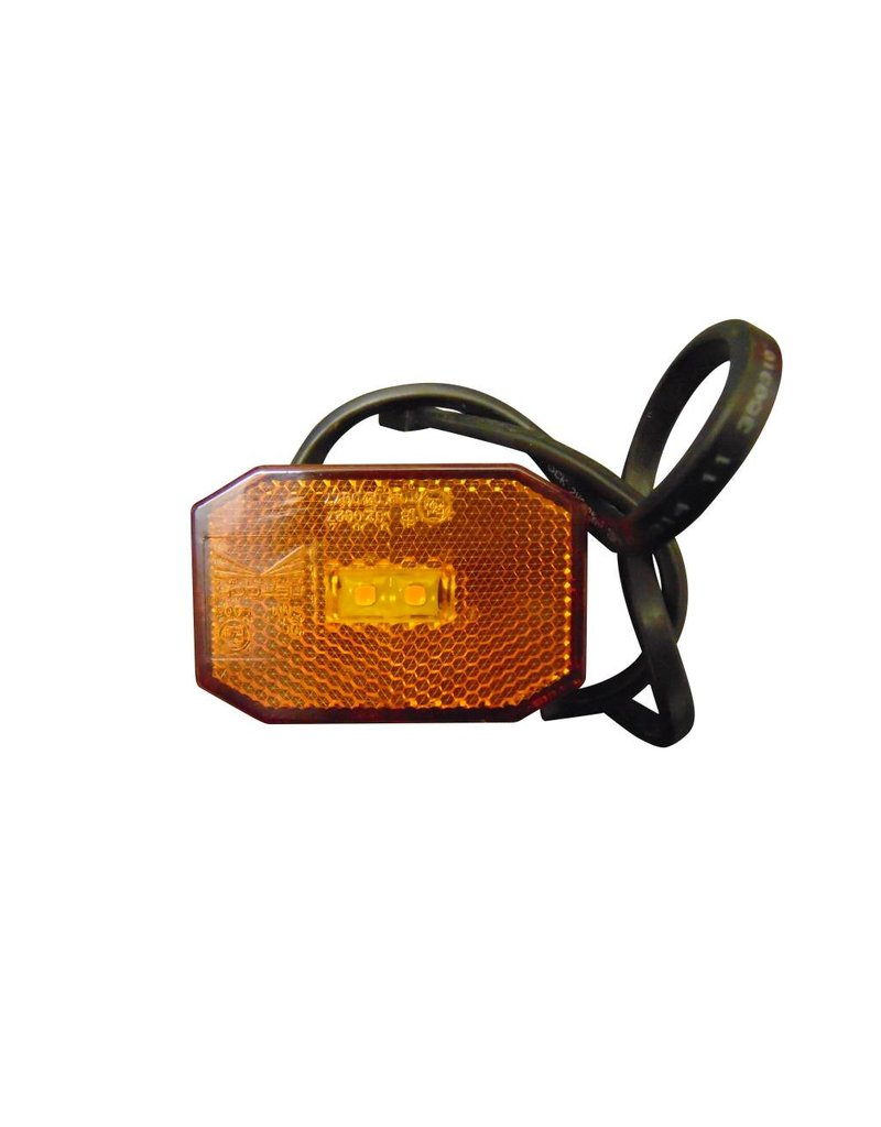 Amber LED Side Marker Lamp No Bracket | Fieldfare Trailer Centre