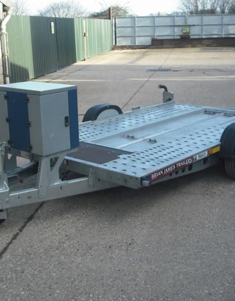 Used Brian James C2 Blue - 126-1111-3.2m x 1.8m 1500kg GVW
