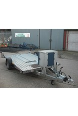 Used Brian James C2 Blue - 126-1111-3.2m x 1.8m 1500kg GVW