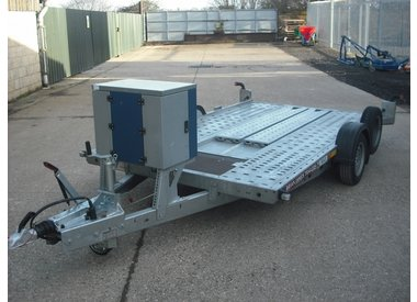 Used Trailers in Stock