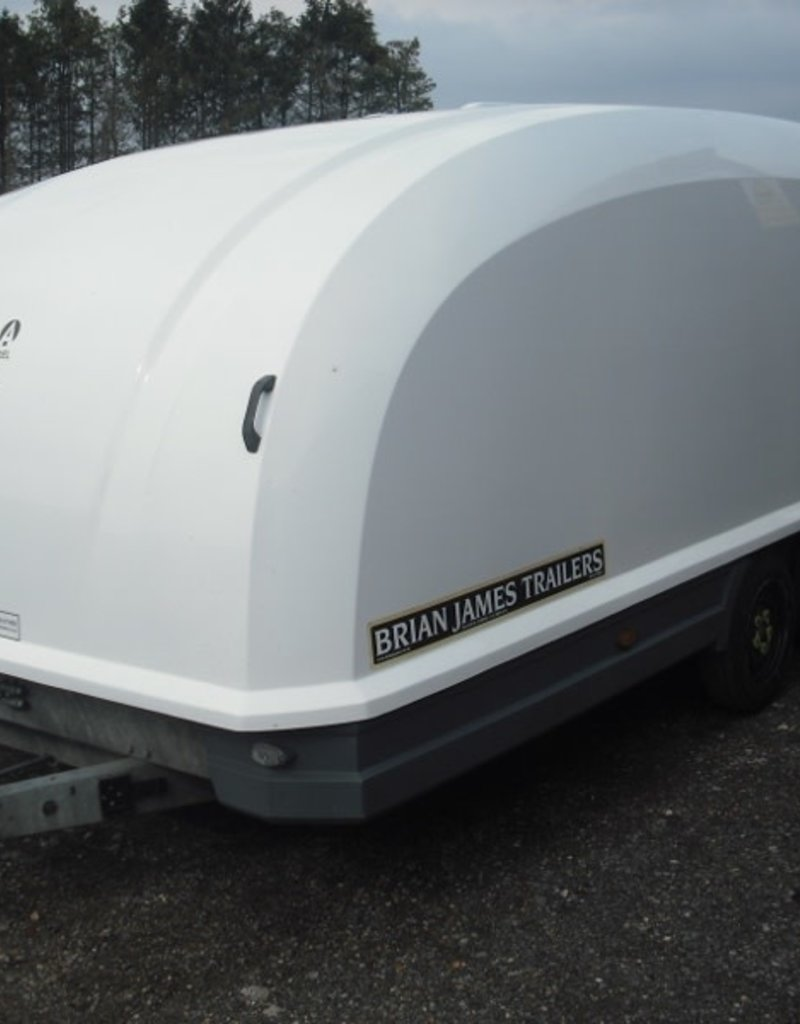 Used Brian James RS3 Race Shuttle - Fixed Bed