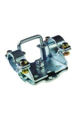 Swivelling Clamp to suit 48mm Jockey Wheel | Fieldfare Trailer Centre