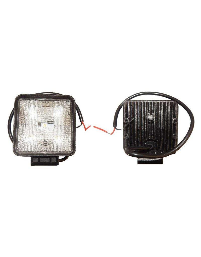 LED Square Worklamp 10-30V  900lm
