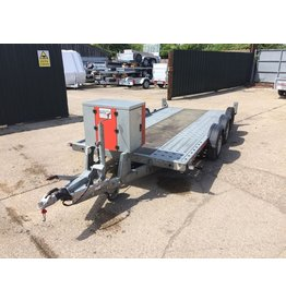 Used Brian James A4 Transporter 4m x 1.7m 2000kg GVW