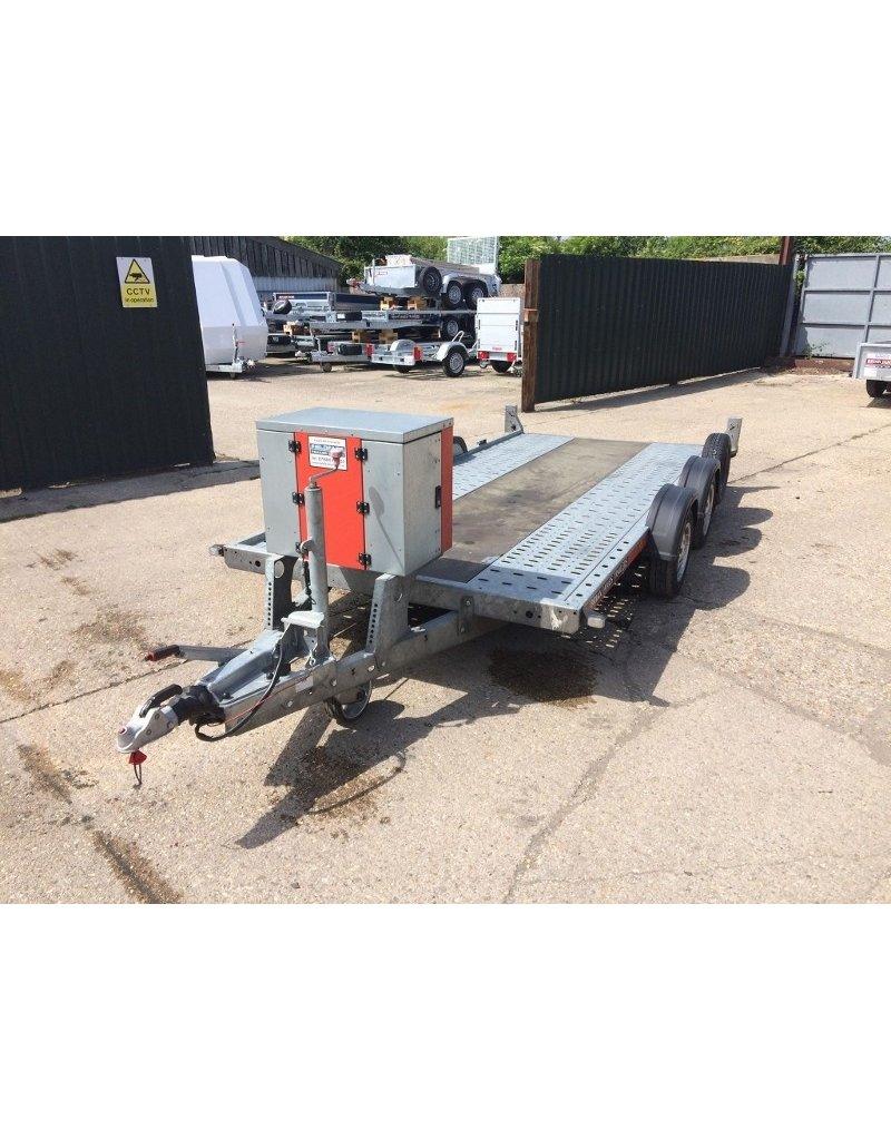 Used Brian James A4 Transporter 4m x 1.7m 2000kg GVW