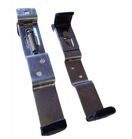 GWAZA Sprung Lighting Board Clip - PAIR