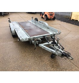 Fountain Trailers Used Fountain Car Transporter Trailer