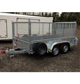 Brian James Brian James 500-1200 Cargo Shifter 3.1m x 1.6m with Mesh Sides