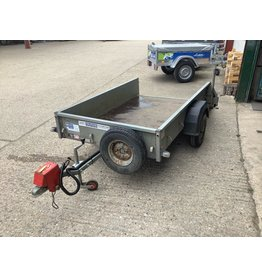 Ifor Williams Used Ifor Wiliams P6e Unbraked Goods Trailer