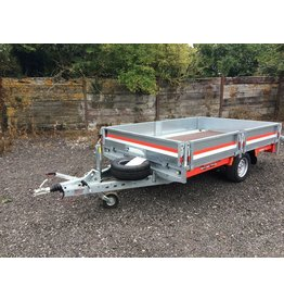 Brian James Ex Demo Cargo Connect Compact 2.8m x 1.8m c/w Sides