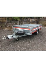 Brian James Brian James 470-1111 Connect Compact 2.8m x 1.88 Trailer| Fieldfare Trailer Centre