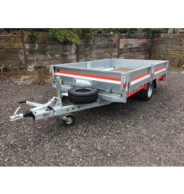 Ex Display Cargo Connect Compact 2.8m x 1.8m c/w Sides