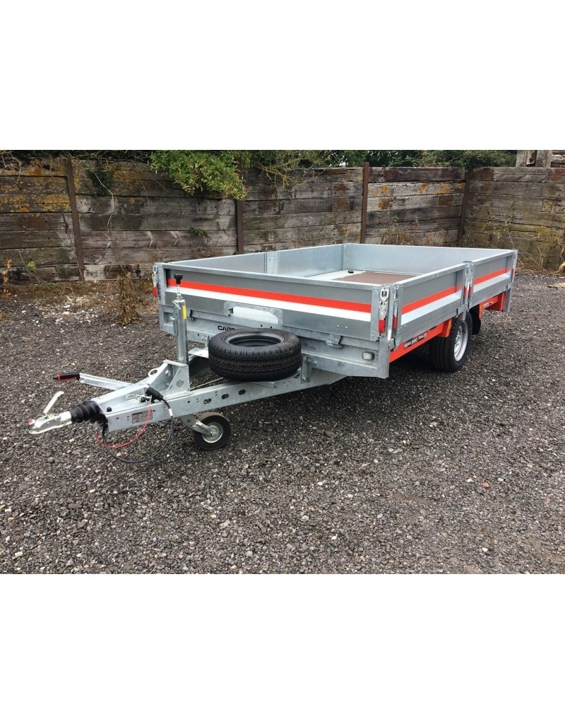 Brian James 470-1111 Connect Compact 2.8m x 1.88 Trailer| Fieldfare Trailer Centre