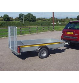 Batesons Bateson Unbraked B85 Single Axle Trailer