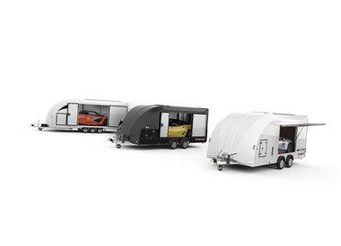 Enclosed Car Transporters