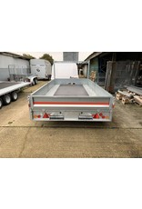 Used 2018 Brian James Cargo Connect Compact 470-3222 3.8m x 1.9