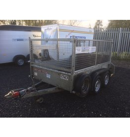Used Brian James Cargo Shifter 2.5m x 1.6m 2.6t GVW Mesh Sides