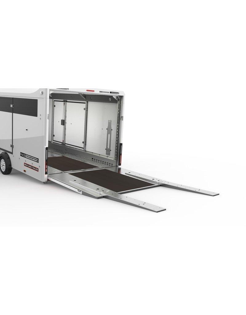 Brian James Race Transporter 4 - 5m x 2.12m 384-0041  3500kg GVW