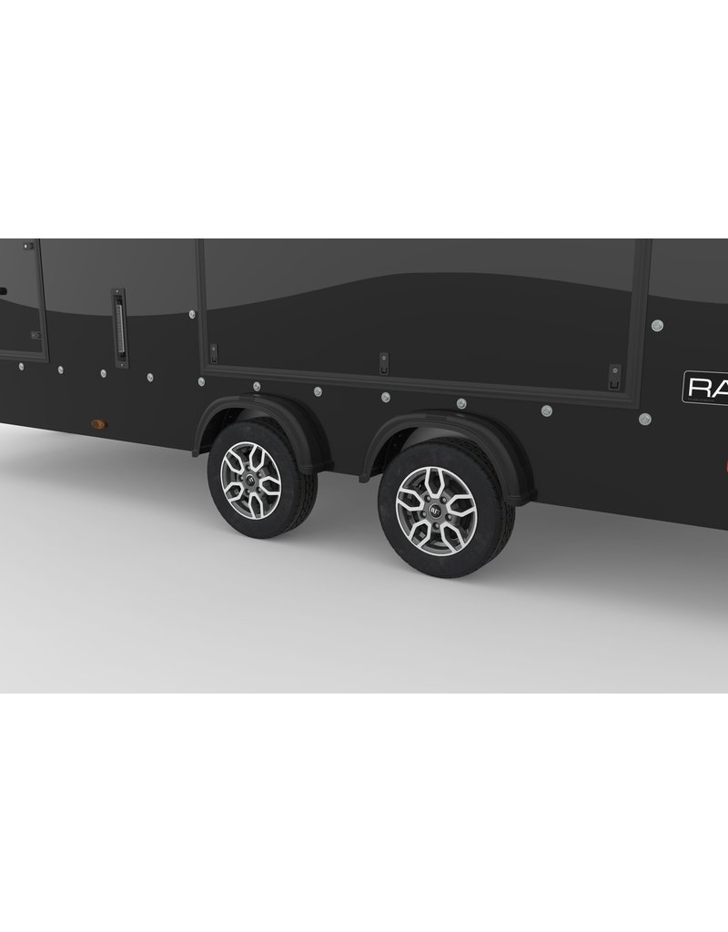 Brian James Race Transporter 4 Vehicle Transporter | Fieldfare Trailer Centre