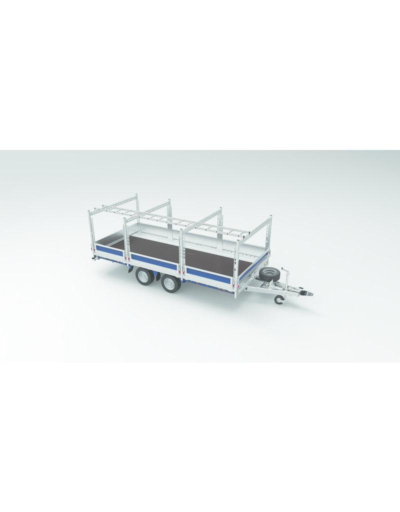 Brian James Brian James 475-4452 Cargo Connect 4.5m x 2.1m Trailer| Fieldfare Trailer Centre