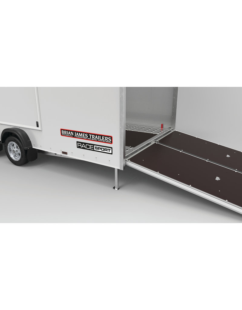 Brian James Brian James 340-5010 5m Race Sport Trailer| Fieldfare Trailer Centre