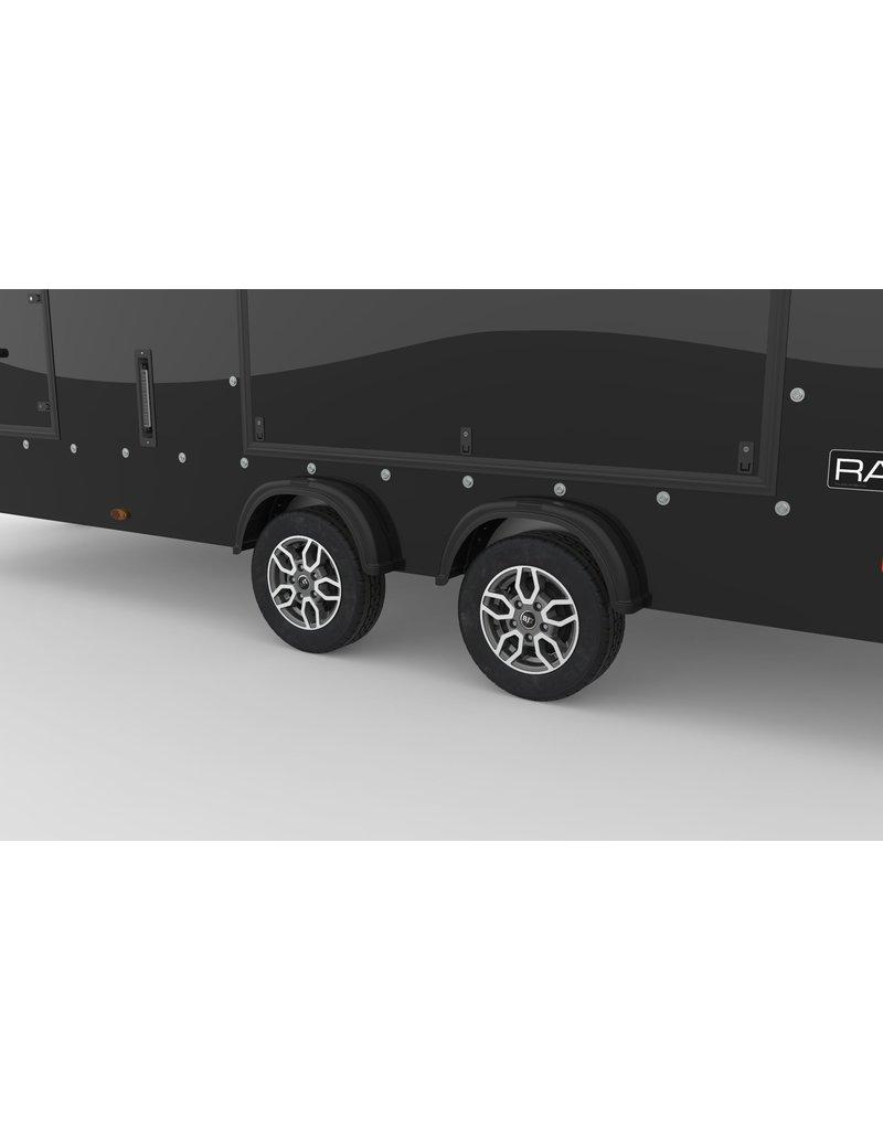 Brian James 125-2423 A4 Transporter Model 5m x 2m 2600kg GVW