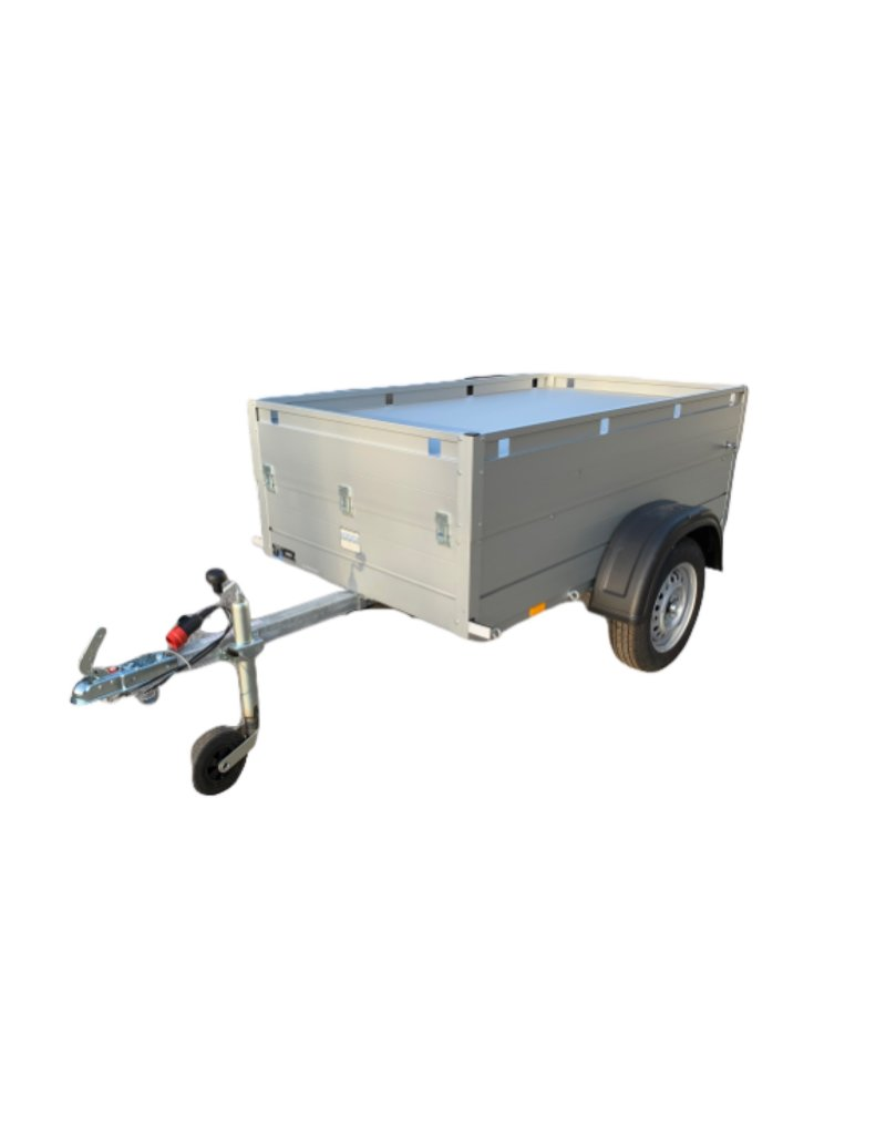 Anssems GT500 181 Light Goods Trailer with Lockable Lid| Fieldfare Trailer Centre