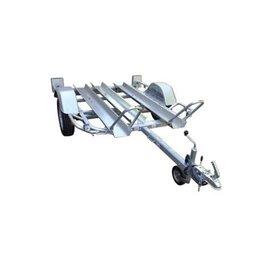 Lider Lider H/D Motorbike Trailer - 750kg GVW -From