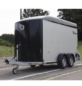 Debon Debon Roadster 500 XL- Alu Sides in Black 2.6t GVW c/w Spare Wheel & Carrier