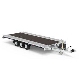 Brian James 475-6453 Cargo Connect 5.5m x 2.25m Tri- Axle 10 inch  Wheels
