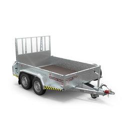 Brian James Brian James 500-1200 Cargo Shifter 3.1m x 1.6m Trailer